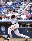 San Francisco Giants v San Diego Padres Photo by Denis Poroy