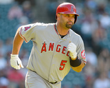 Los Angeles Angels of Anaheim v Cleveland Indians Photo by Jason Miller