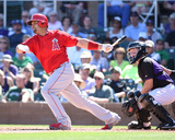 Los Angeles Angels of Anaheim v Colorado Rockies Photo by Norm Hall