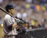 New York Yankees v Milwaukee Brewers Photo by Mike McGinnis