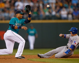 Texas Rangers v Seattle Mariners Photo by Otto Greule Jr