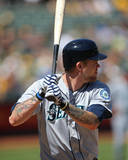 Seattle Mariners Vs. Oakland Athletics Photo by Brad Mangin