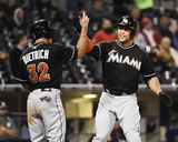 Miami Marlins v San Diego Padres Photo by Denis Poroy