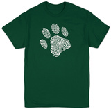 Dog Paw Shirts