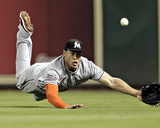 Miami Marlins v Houston Astros Photo by Bob Levey