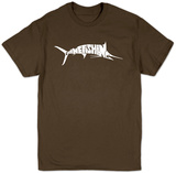 Marlin - Gone Fishing Shirts