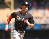 Miami Marlins v Los Angeles Dodgers Photo by Stephen Dunn