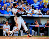 ALCS - Baltimore Orioles v Kansas City Royals - Game Four Photo by Jamie Squire