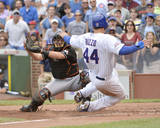 Miami Marlins v Chicago Cubs Photo by Brian Kersey