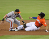 San Francisco Giants v Miami Marlins Photo by Marc Serota