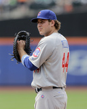 Chicago Cubs v New York Mets Photo by Jason Szenes