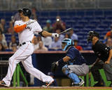 Tampa Bay Rays v Miami Marlins Photo by Mike Ehrmann