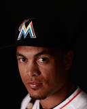 Miami Marlins Photo Day Photo by Chris Trotman