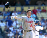 Washington Nationals v Los Angeles Dodgers Photo by Stephen Dunn