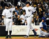 Toronto Blue Jays v New York Yankees Photo by Alex Goodlett