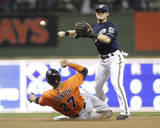Miami Marlins v Milwaukee Brewers Photo by Jeffrey Phelps