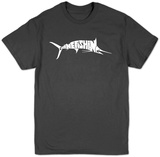 Marlin - Gone Fishing T-shirts