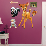 Bambi and Friends Wall Decal