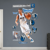 Chandler Parsons Wall Decal