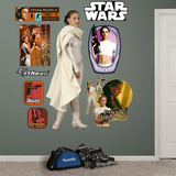 Star Wars Padme Amidala RealBig Wall Decal