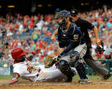 Milwaukee Brewers v Washington Nationals Photo by Patrick McDermott