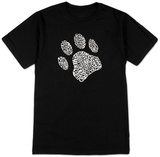 Dog Paw T-shirts