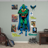 Martian Manhunter Wall Decal