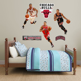Derrick Rose Hero Pack Wall Decal