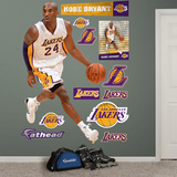 Kobe Bryant - Away Wall Decal