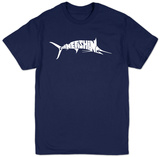 Marlin - Gone Fishing T-Shirt