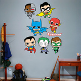 DC Comics Kids Collection Wall Decal