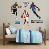 Kevin Durant Hero Pack Wall Decal