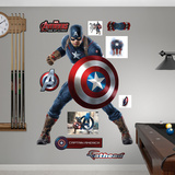 Captain America - Age of Ultron Wall Decal