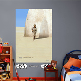Star Wars Episode I Shadow RealBig Mural Wall Decal