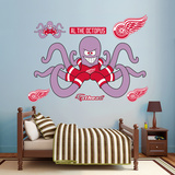 Detroit Red Wings Mascot - Al Wall Decal
