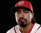 Washington Nationals Photo Day Photo by Chris Trotman
