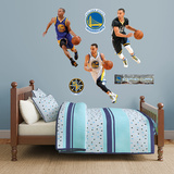 Stephen Curry Hero Pack Wall Decal
