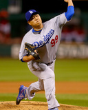 Los Angeles Dodgers v St Louis Cardinals - Game Three Photo by Dilip Vishwanat