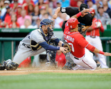 Milwaukee Brewers v Washington Nationals Photo by Greg Fiume