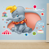 Dumbo Wall Decal