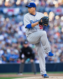 Los Angeles Dodgers V. San Diego Padres Photo by Rob Leiter
