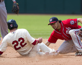 Washington Nationals v Cleveland Indians Photo by Jason Miller