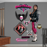 "Bret ""The Hitman"" Hart Wall Decal"