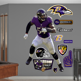 C.J. Mosley Wall Decal