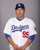 2015 Los Angeles Dodgers Photo Day Photo by Jason Wise