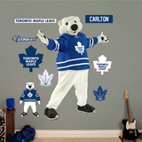 Toronto Maple Leafs Mascot - Carlton Wall Decal