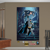 Batman and Penguin Mural Wall Mural