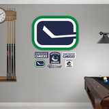 Vancouver Canucks Alternate Logo Wall Decal