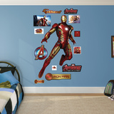 Iron Man - Age of Ultron Wall Decal