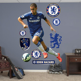 Eden Hazard - No. 10 Wall Decal